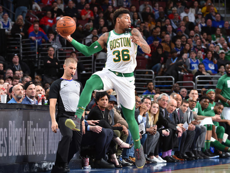 Photos: Celtics vs. 76ers - Feb. 12, 2019