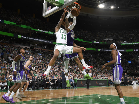 Photos: Kings vs. Celtics - Mar. 14, 2019