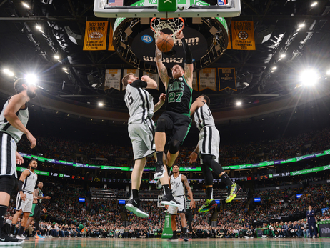 Photos: Spurs vs. Celtics - Mar. 24, 2019