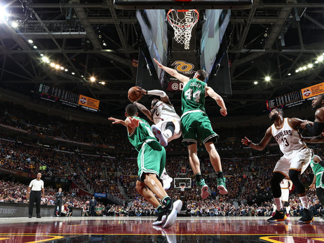 Photos: Celtics vs. Cavaliers – May 23, 2017