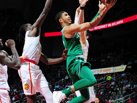 Photos: Celtics vs. Hawks – Nov. 6, 2017