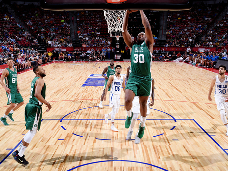 Photos: Celtics vs. 76ers - July 6, 2018