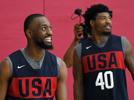 Photos: Team USA Training Camp - Day One