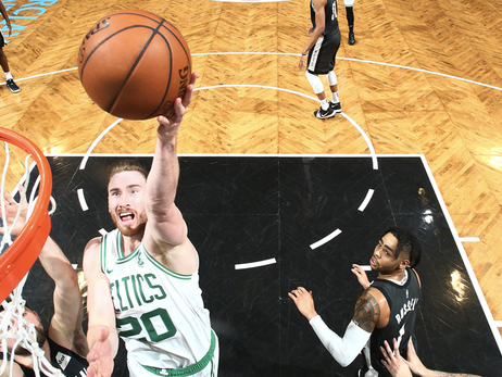 Hayward's Stock Continues To Rise as Postseason Inches Closer