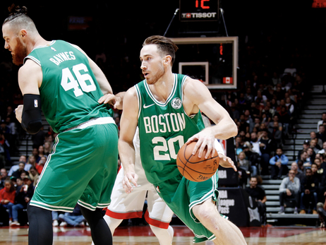 New Lineups, Same Result, as C's Fall Victims Again in Toronto
