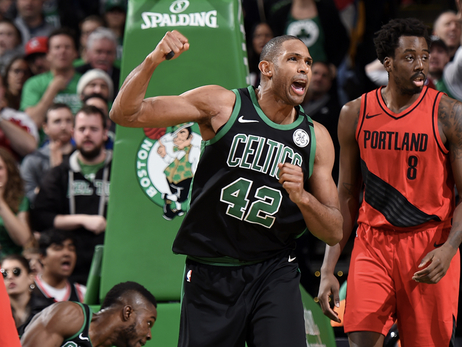 Al Horford's Top 5 Moments with Boston