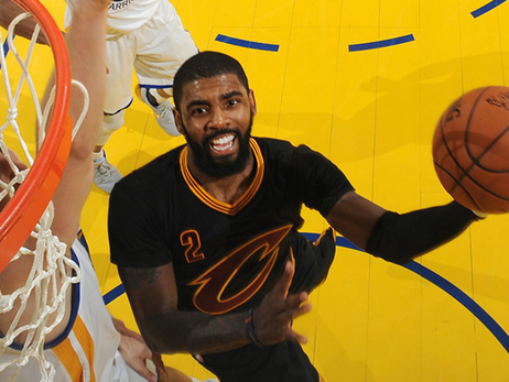 Celtics Acquire Four-Time All-Star Kyrie Irving