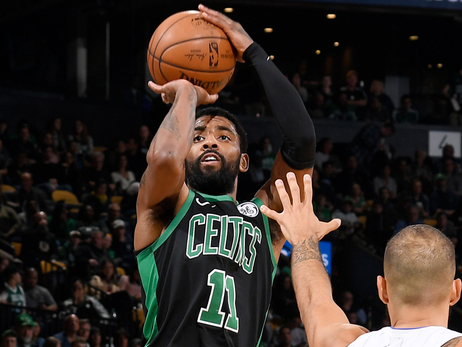 Kyrie's Historic Season Earns All-NBA Second Team Honor