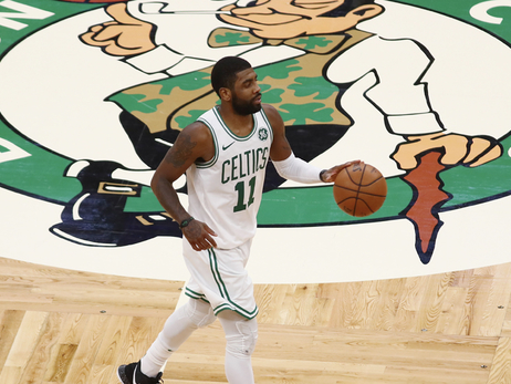 Wednesday's Reminder: C's, Led by Kyrie, Can Beat Anyone