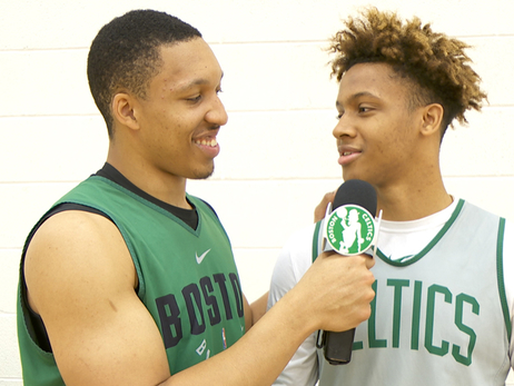 Goofballs and Good Guys: Summer Celtics are Riding Strong Chemistry