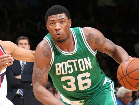 Marcus Smart in DC