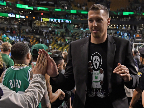 1 Year After Move, Theis Family Feels Right at Home in Boston