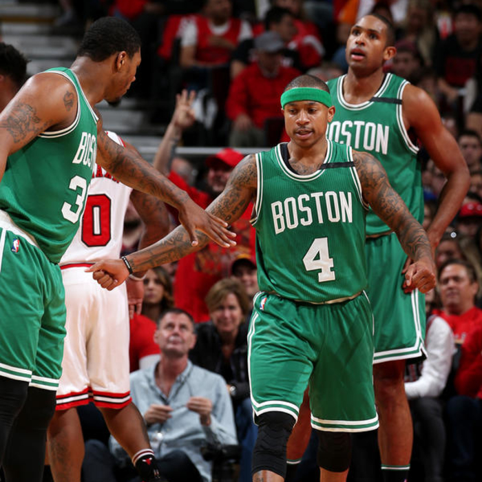 Confident Bulls aim to take 2-0 lead over Celtics