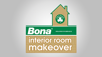 Bona Room Makeover Logo