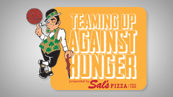 Teaming Up Against Hunger