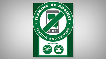Teaming Up Against Texting & Driving