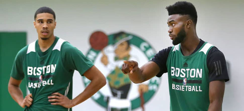 7-11 Combo Showing Strong Signs on the Glass | Boston Celtics