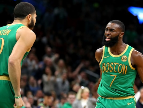 Celtics Boost League-Best Resume by Crushing Nuggets