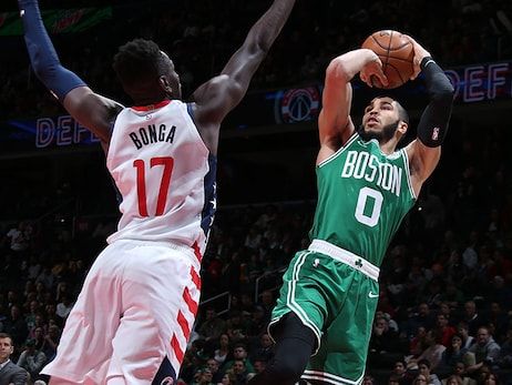 1/6 Arbella Quote Worthy: Celtics vs. Wizards