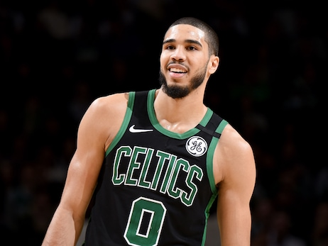 Jayson Tatum's Top 5 Performances from the 2019-20 Season