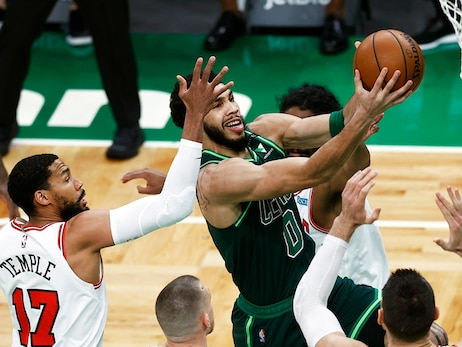 Keys to the Game Bulls 102, Celtics 96