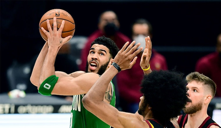 2020-21 Season an Ongoing Learning Experience for Tatum