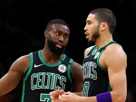 Tatum, Brown Earning Respect From Peers Through NBPA Discussions