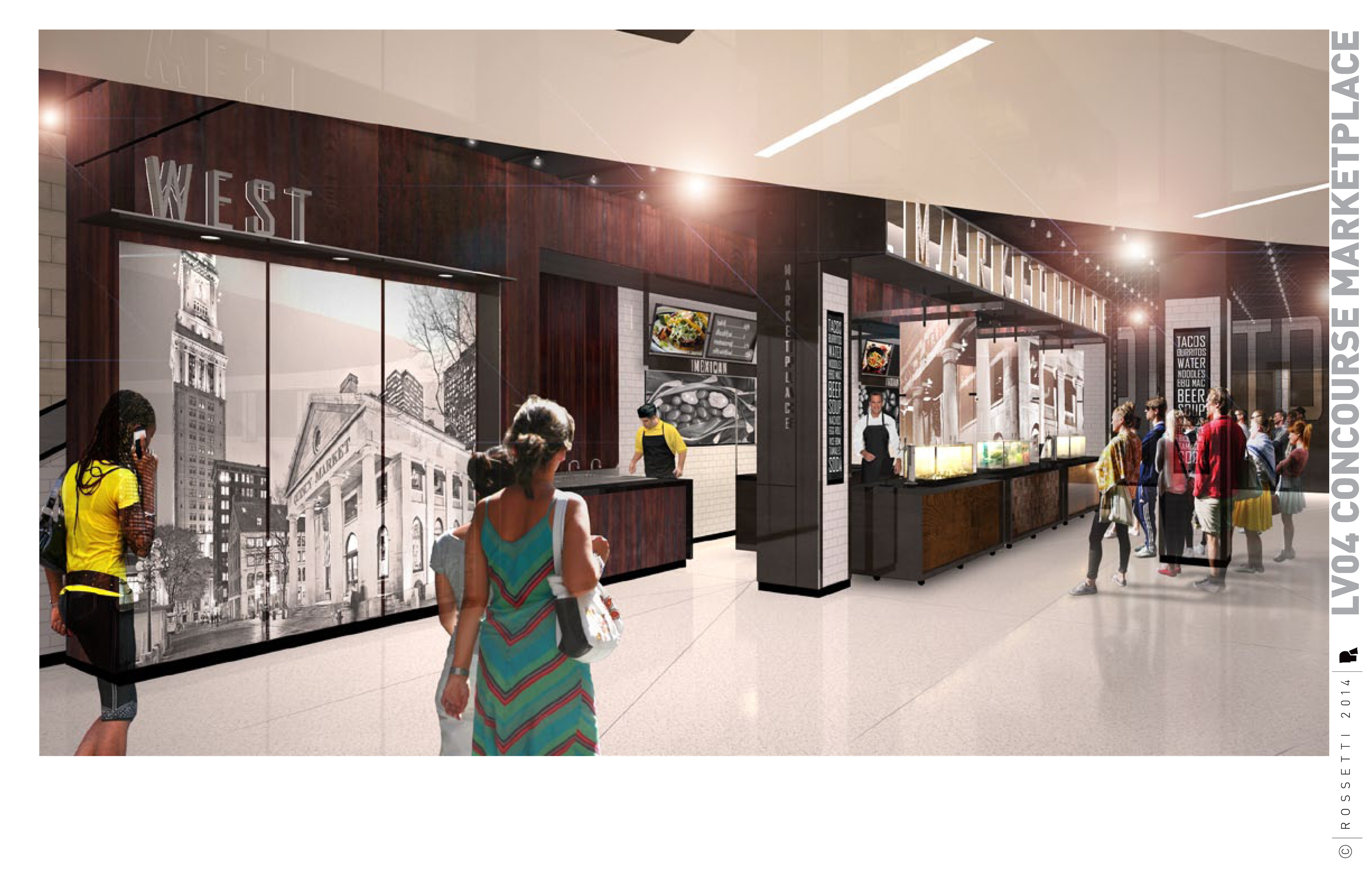 renderings box celtics photogallery fullscreen td office launch renovations concourse boston garden