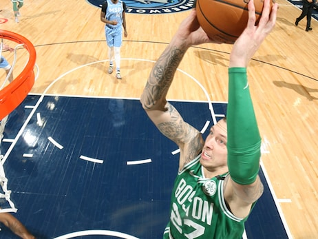 Theis Continues To Excel as 'Perfect' Complement to C's Starters