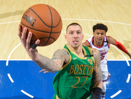 Daniel Theis' Top 5 Performances from the 2019-20 Season
