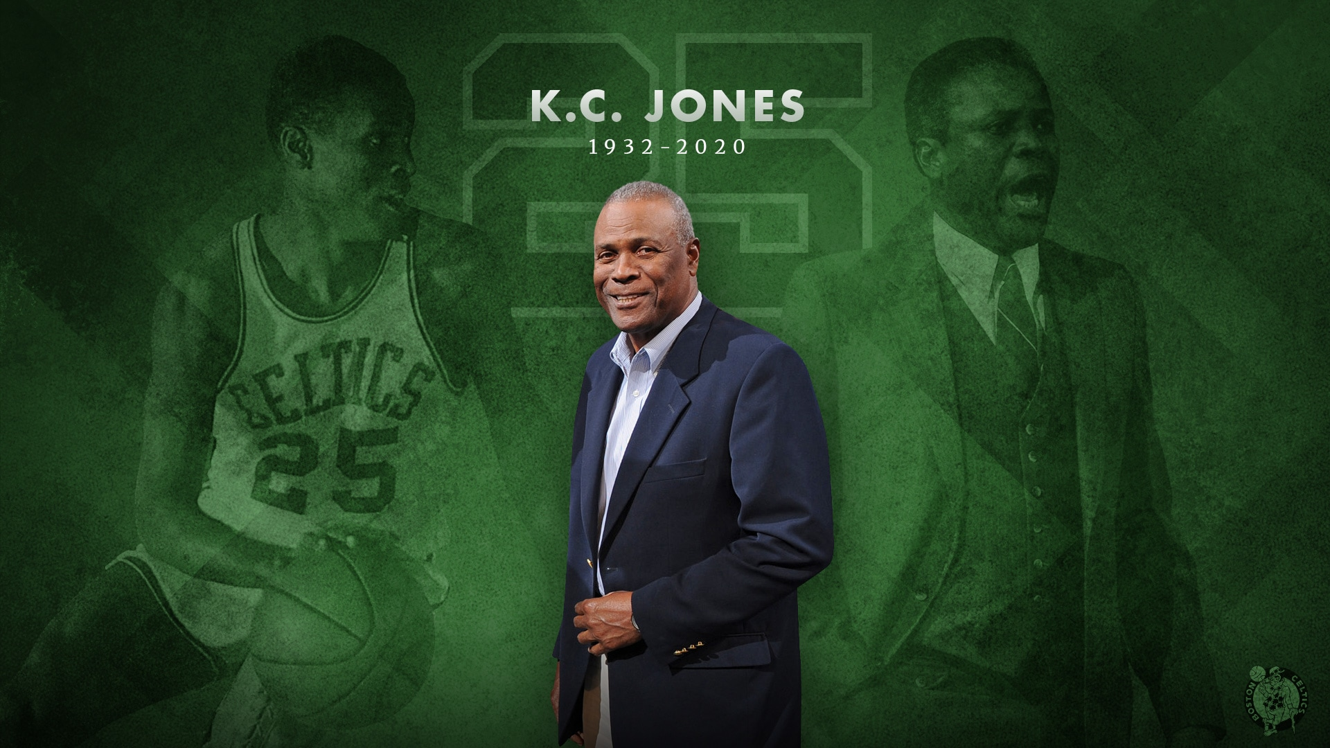NBA Family Mourns KC Jones Death