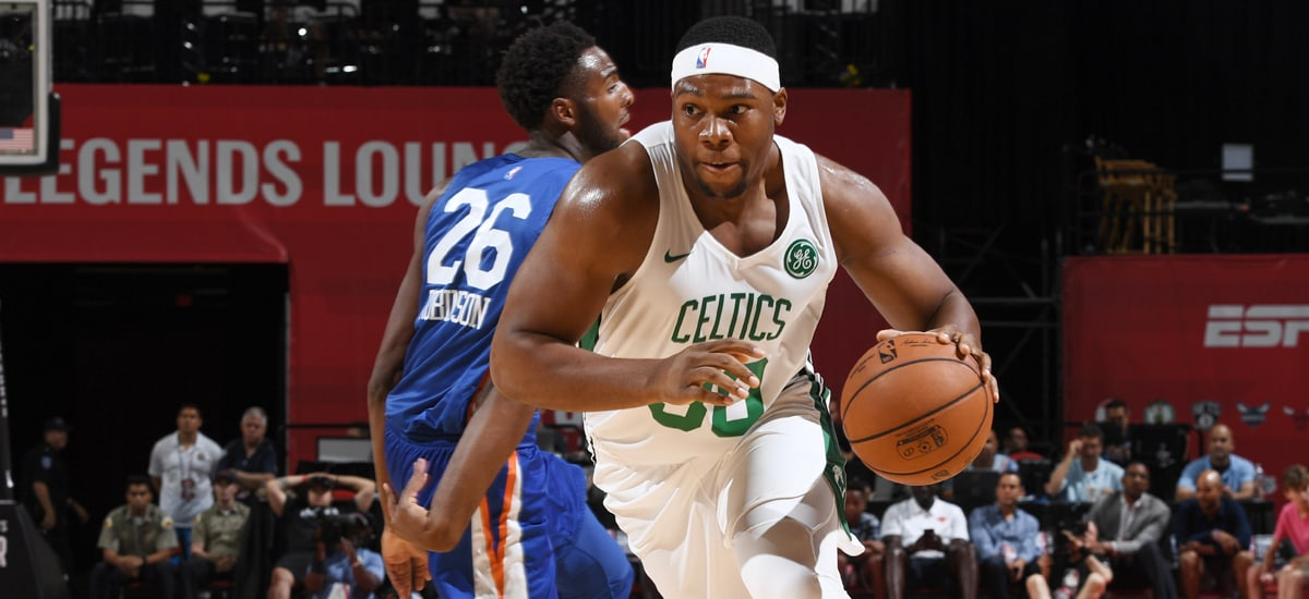 Yabusele Shows Off Evolving Playmaking Skills To Lead C's ...