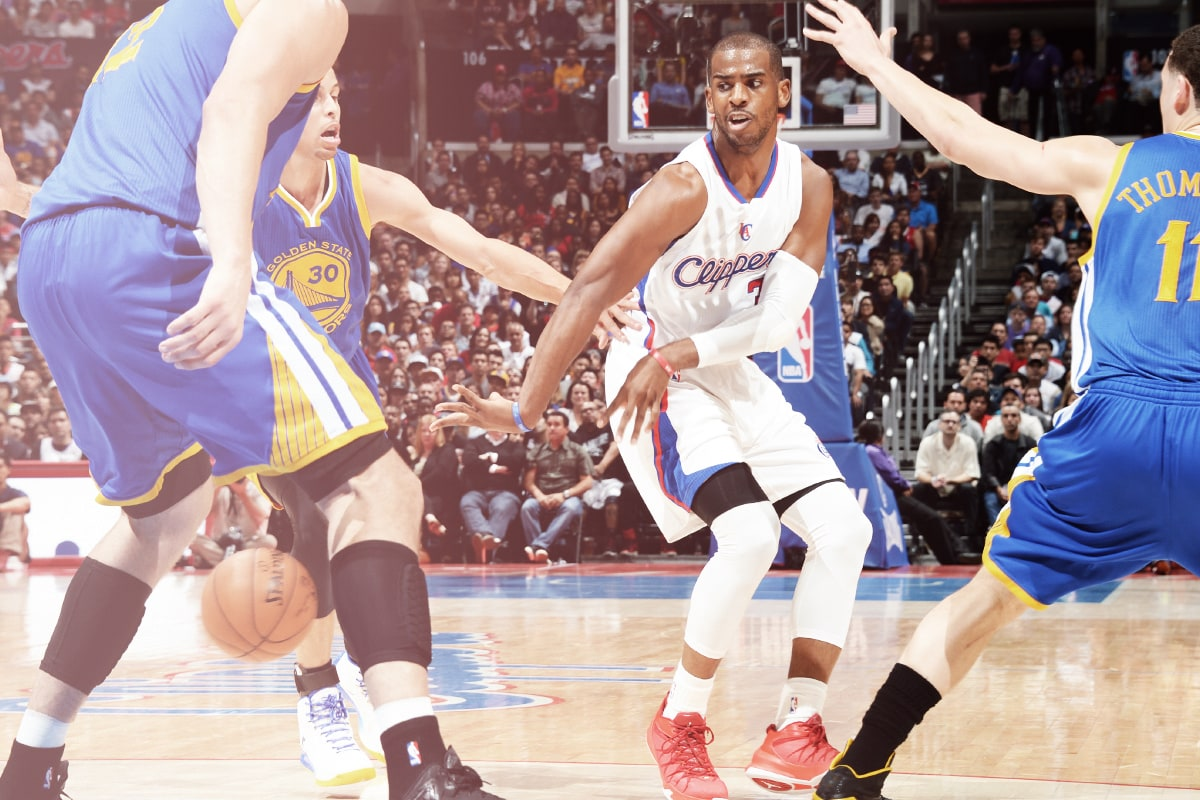 Three clippers are represented on all nba teams in the same season