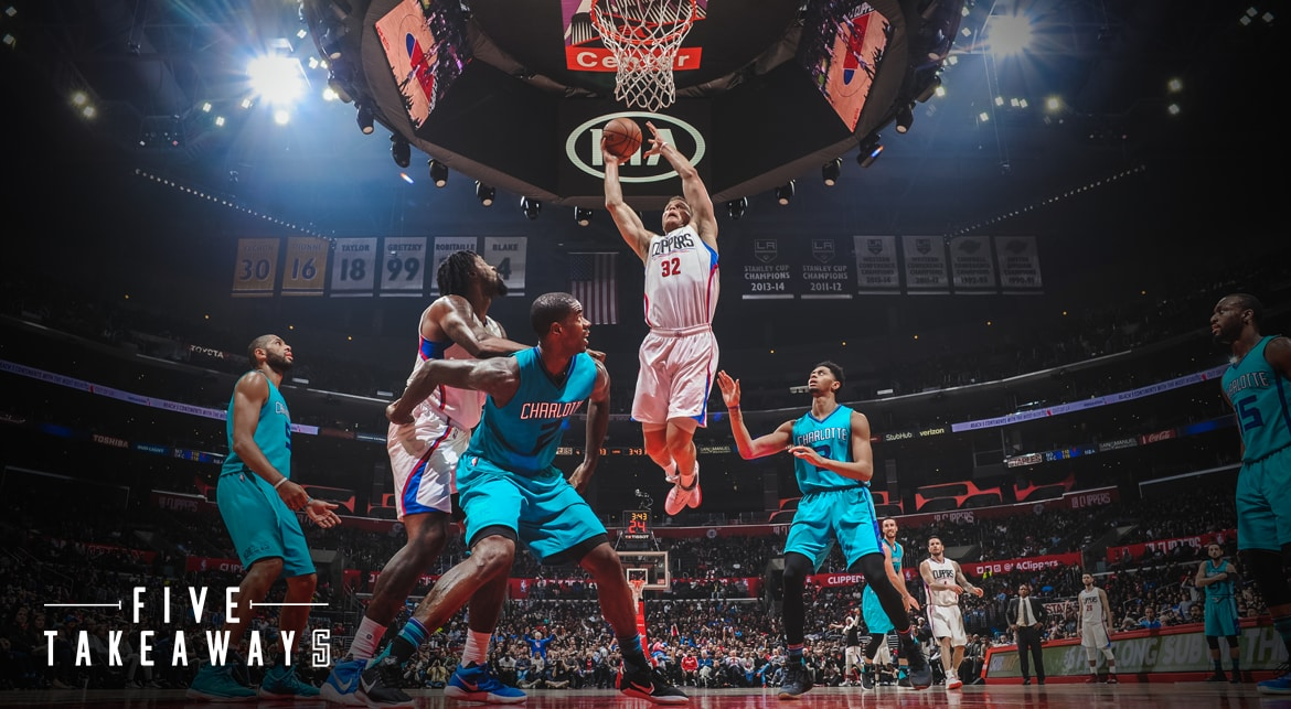 Five Takeaways: Griffin Clippers Finish Off Hornets In OT