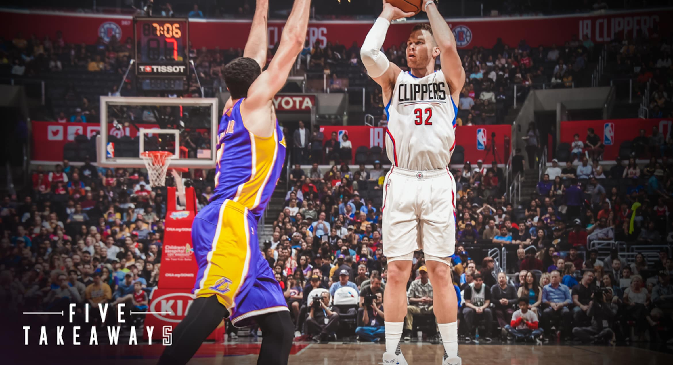 Clippers Get Third Consecutive Win And Look Ahead To Three Day Break