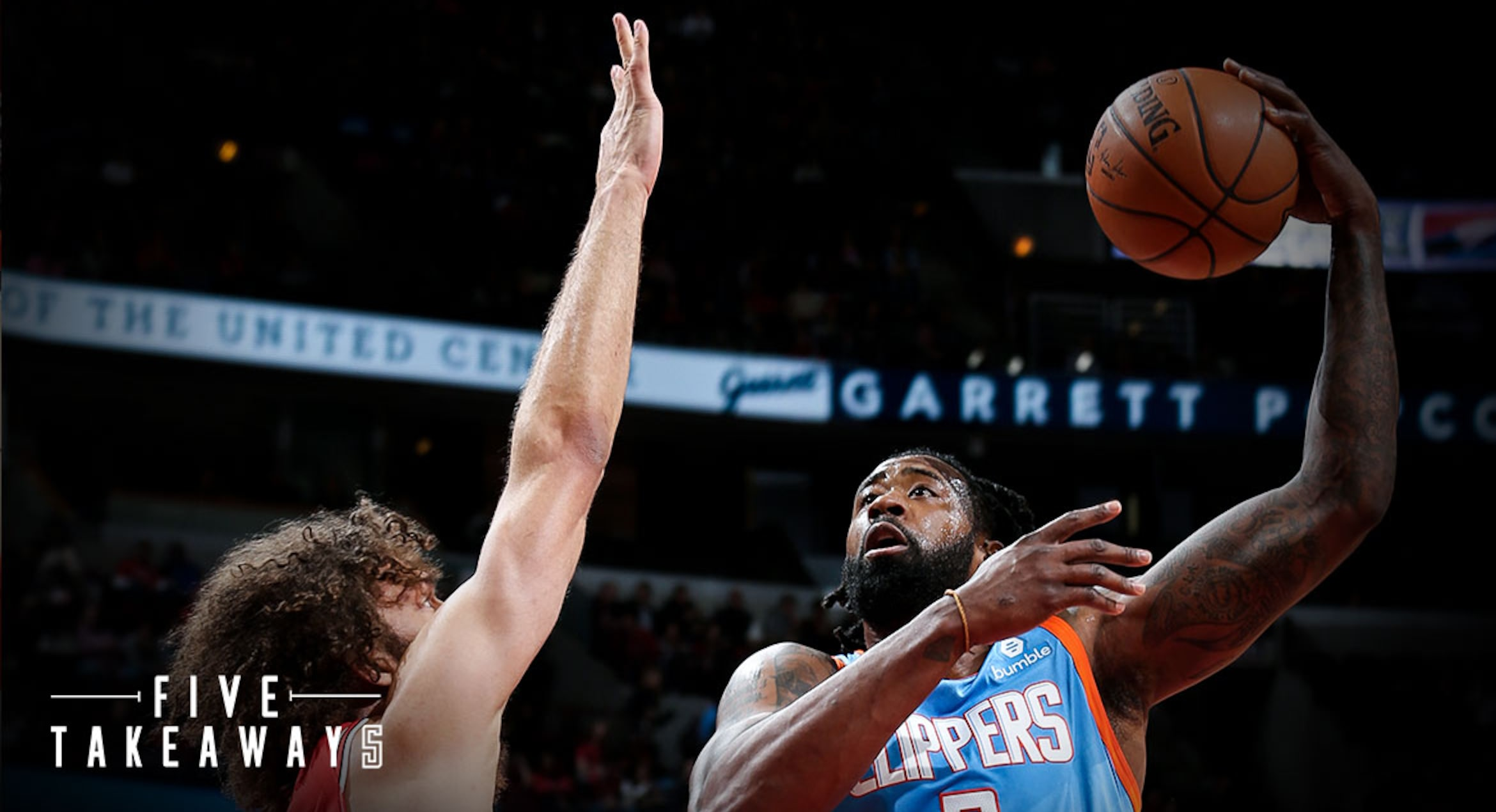 Five Takeaways: Jordan Leads Clippers in Road Win Over Bulls
