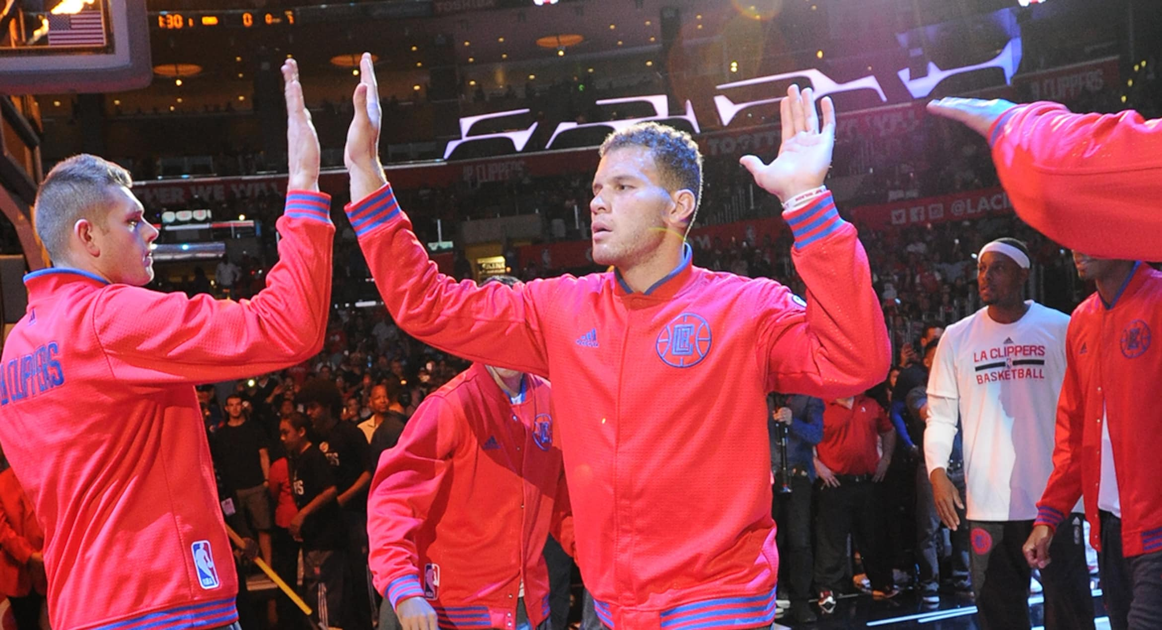 Blake Griffin introduction