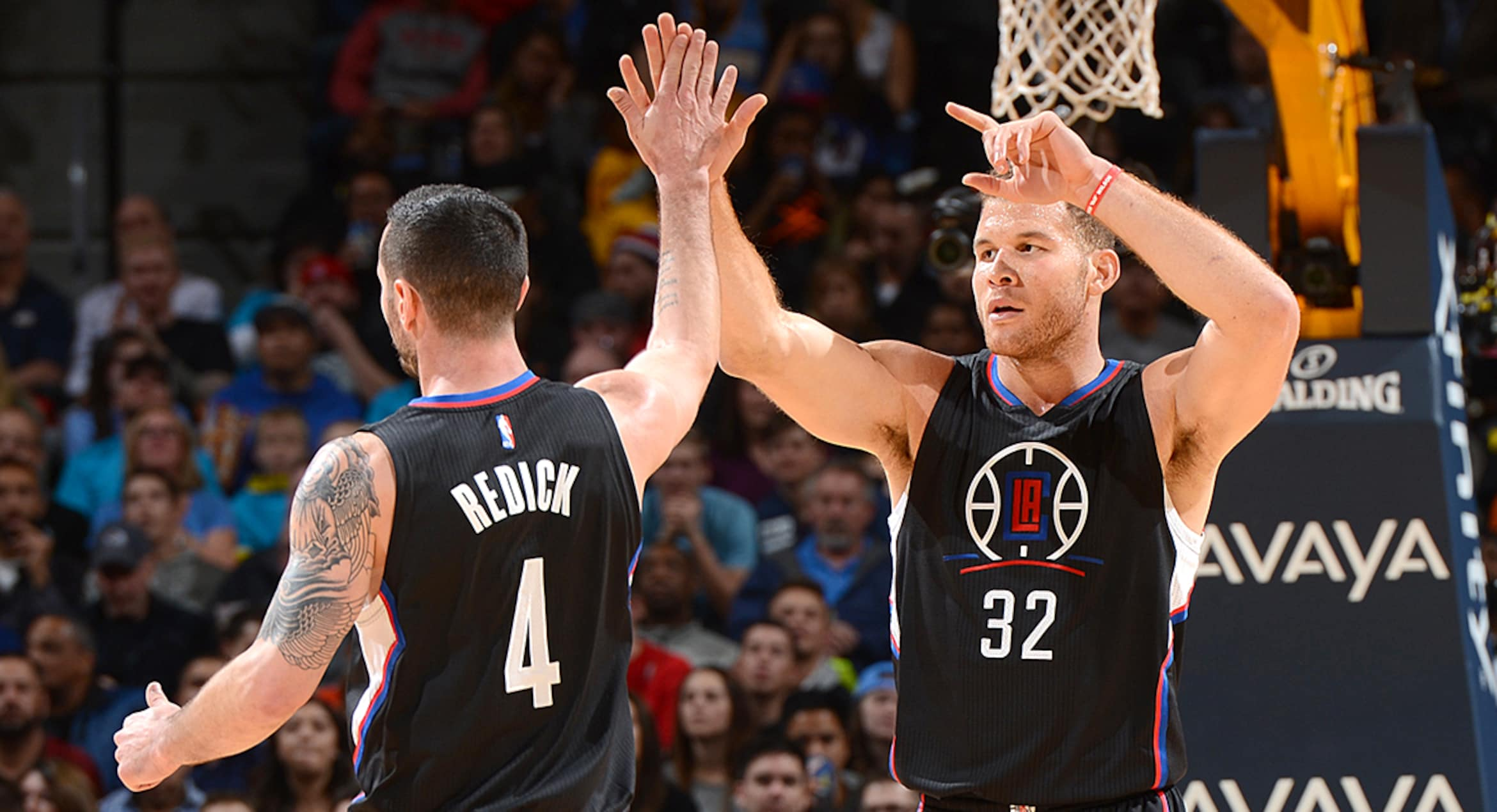 Blake Griffin and JJ Redick