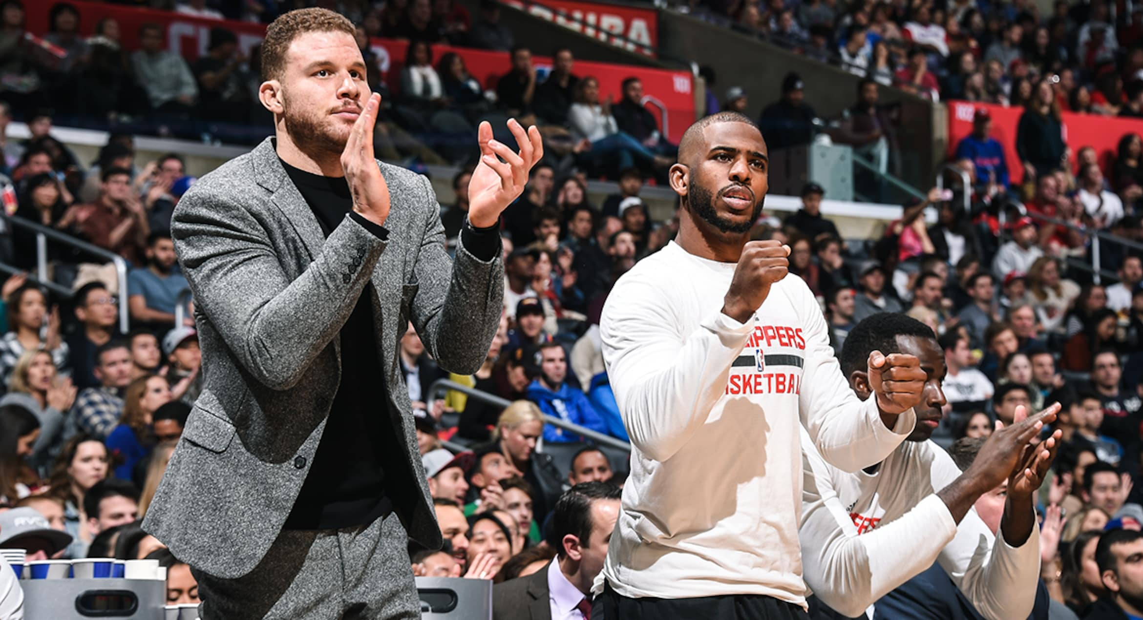 Clippers See Ways To Stay Afloat In First Win Without Paul & Griffin