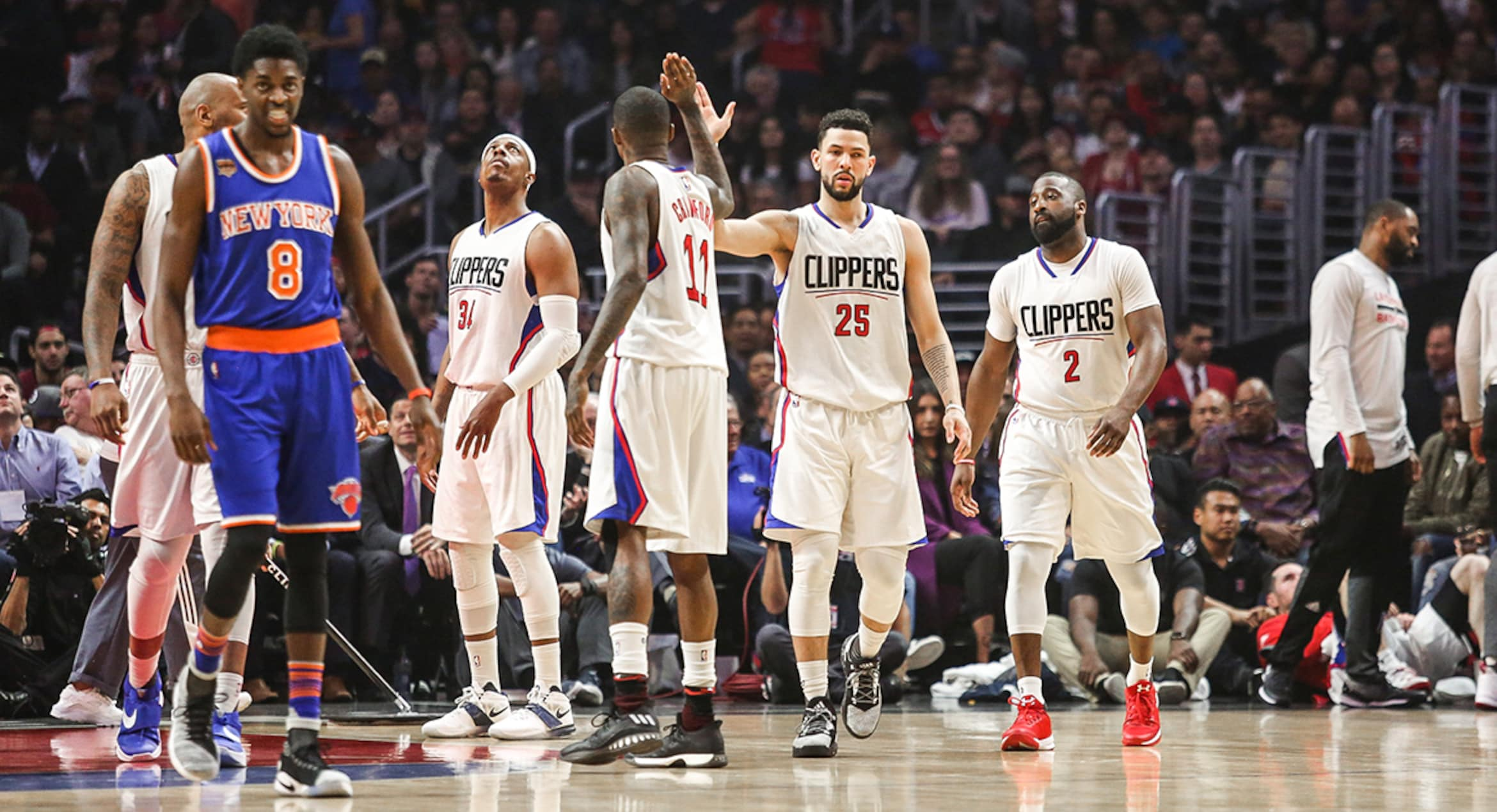 Clippers Finding Their Way on Defense During Stretch Run to NBA Playoffs