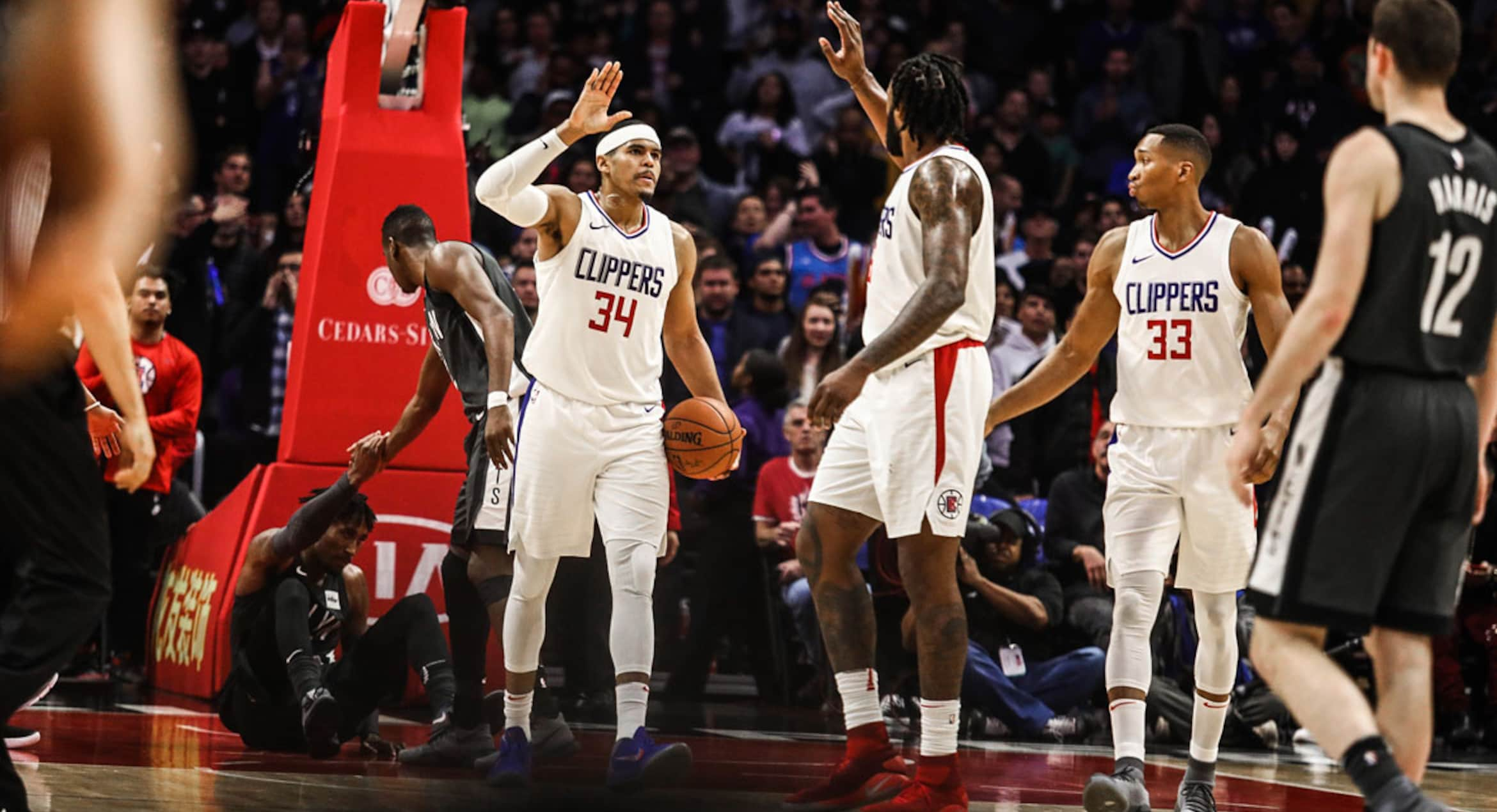 Revitalized Clippers hitting their stride