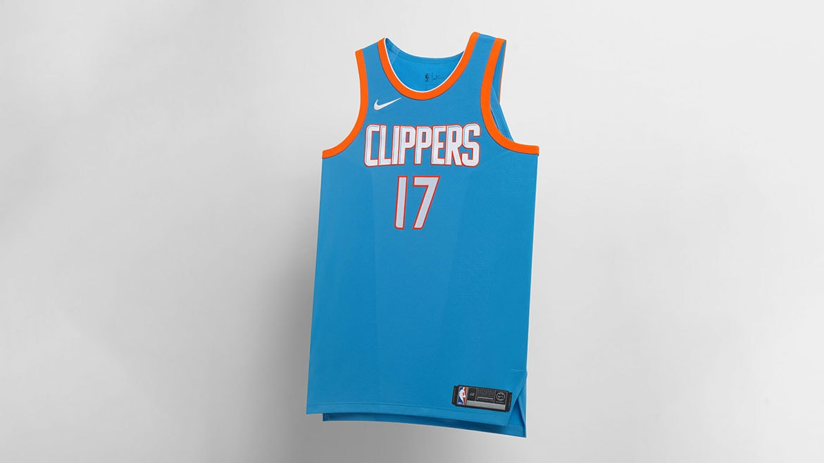 149141fce5ae Clippers  new jersey inspired by San Diego era