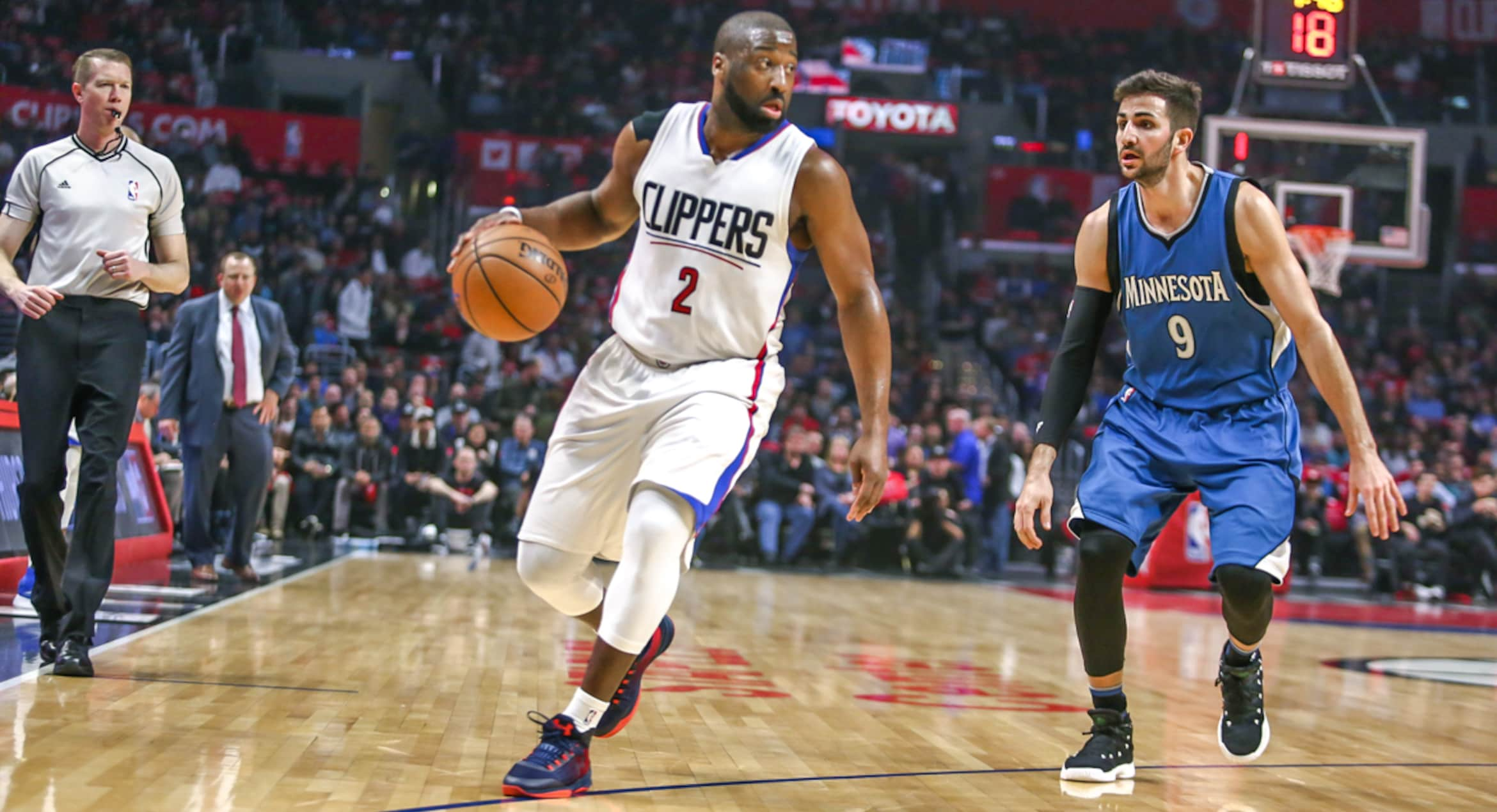 Notebook: Backcourt Minutes, Coaching Buddies, All-Stars & More