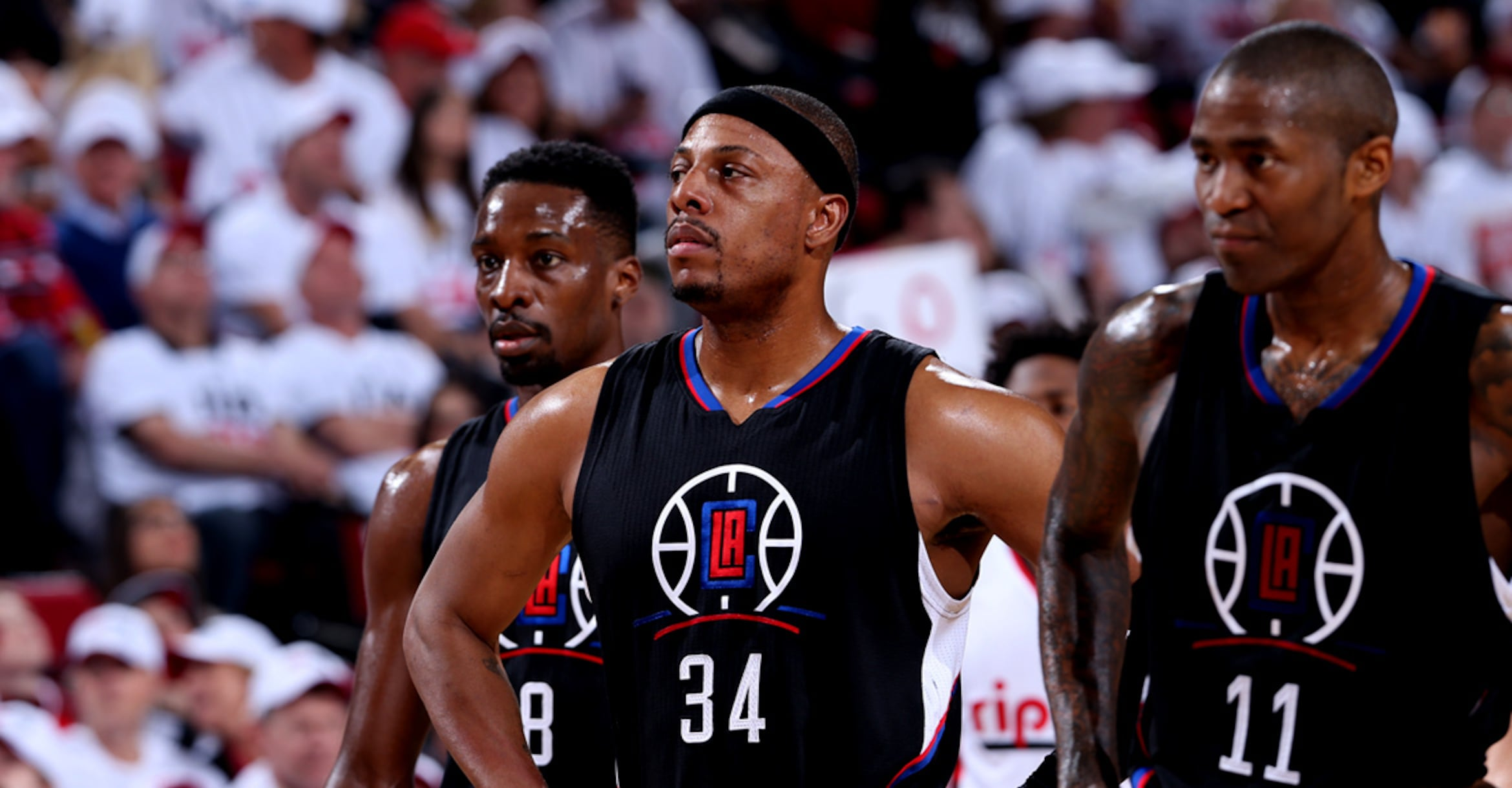 Image of Paul Pierce.