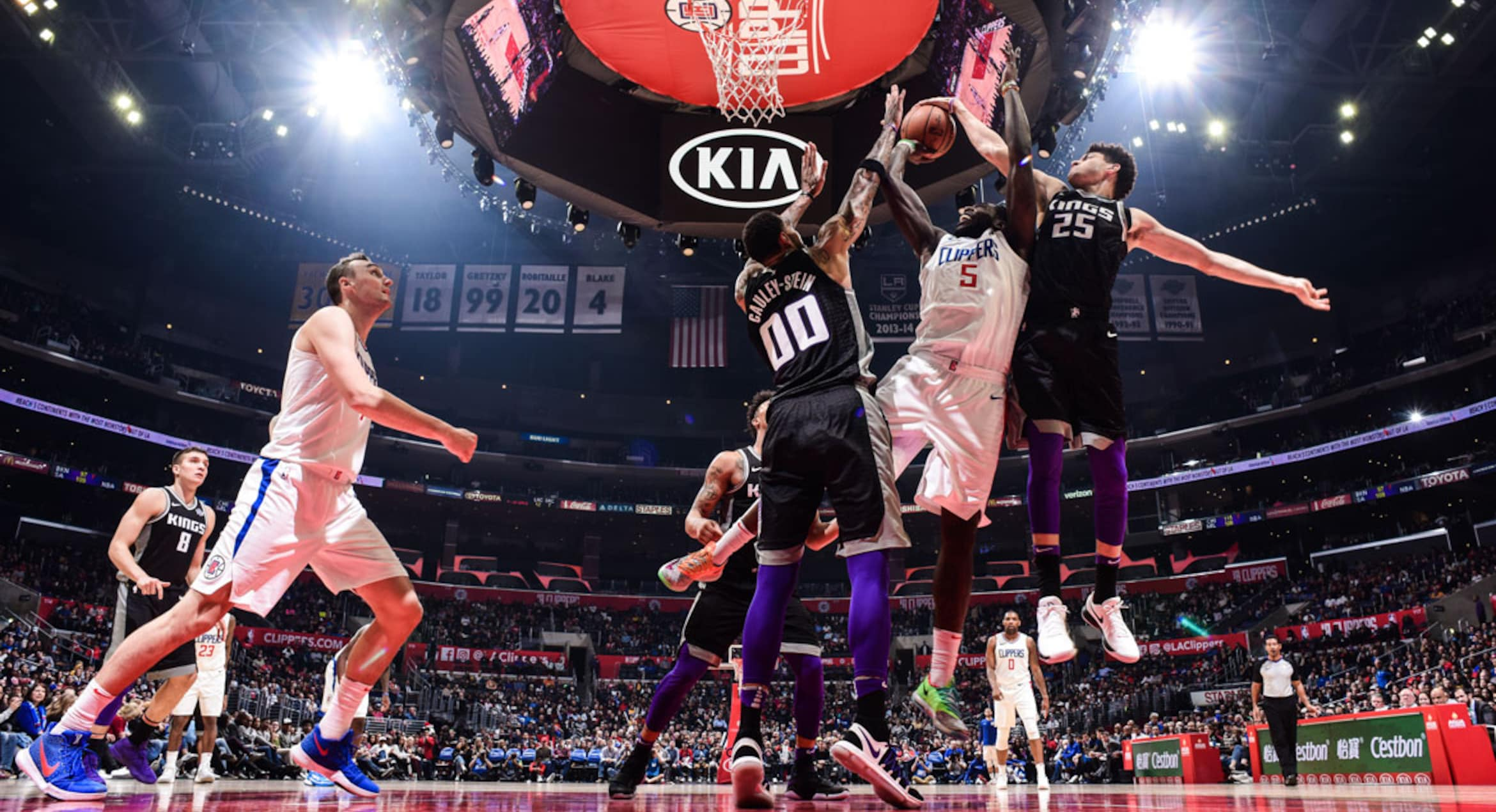 Game Preview: Clippers vs. Kings