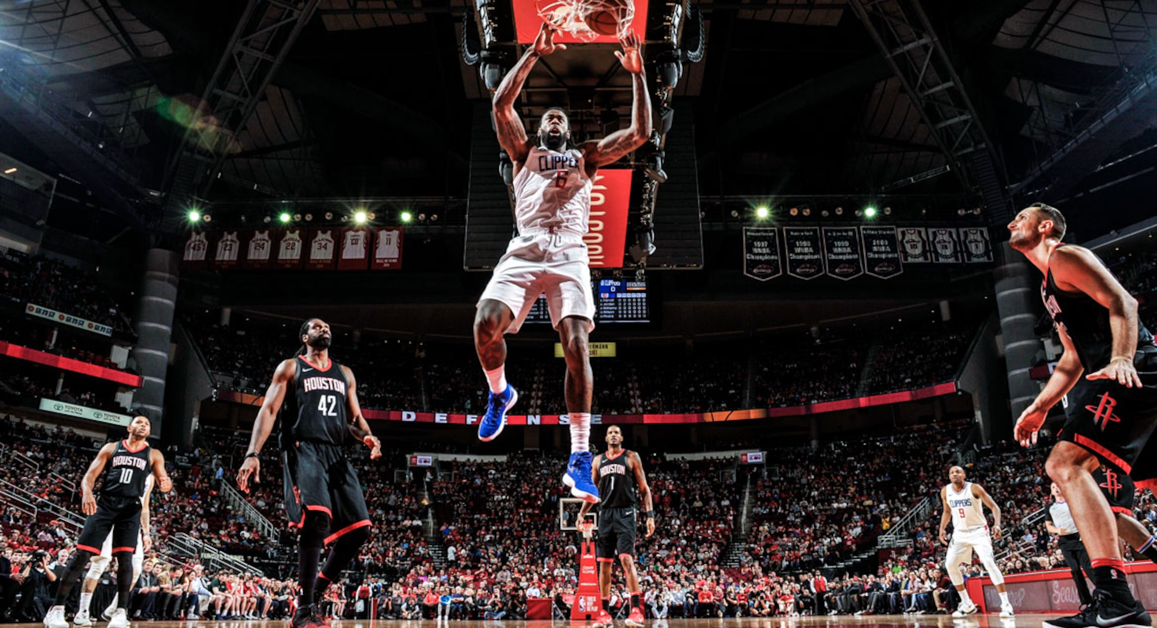 Game Preview: Clippers vs Rockets