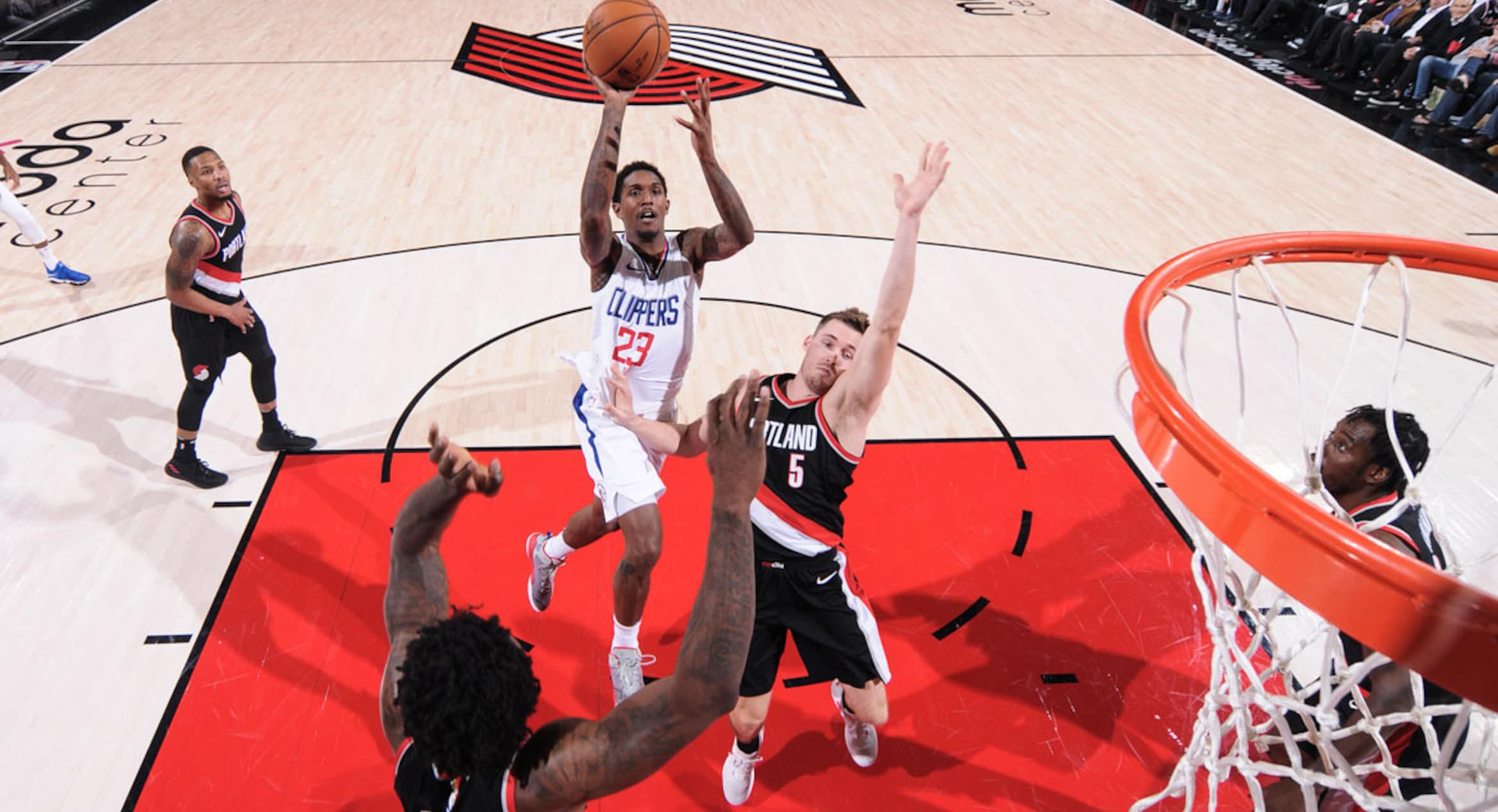 Game Preview: Clippers vs. Trail Blazers