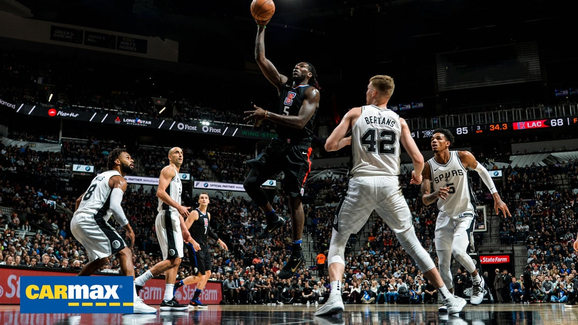 Gameday Report: Clippers host Spurs in first of final five West matchups
