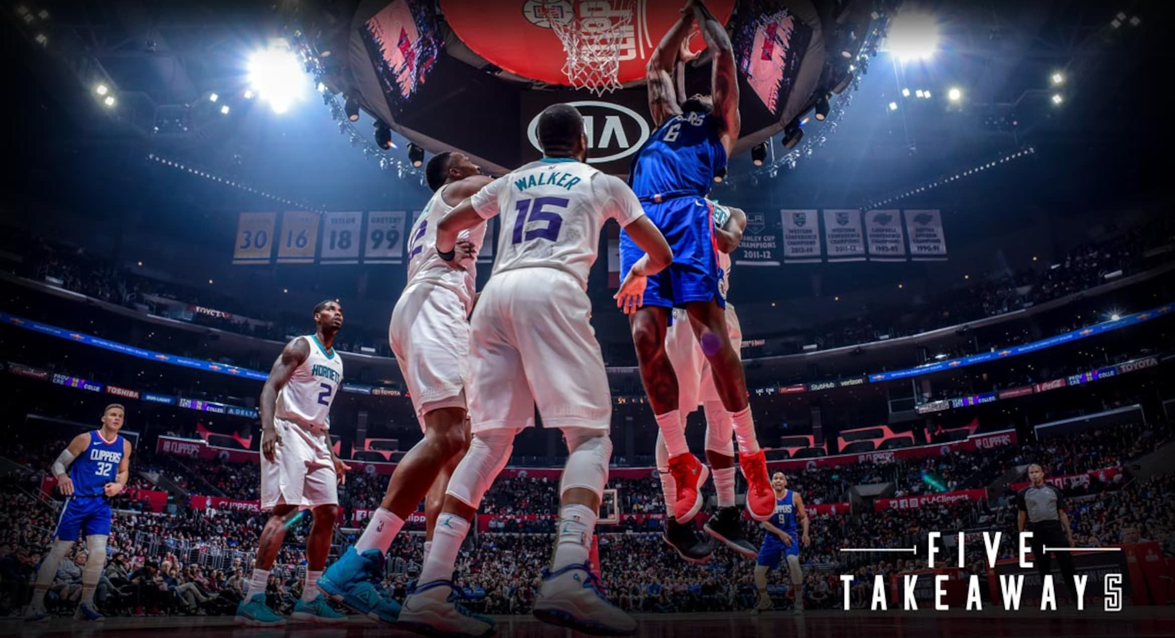 Five Takeaways: Williams Propels Clippers into 2018 with Victory