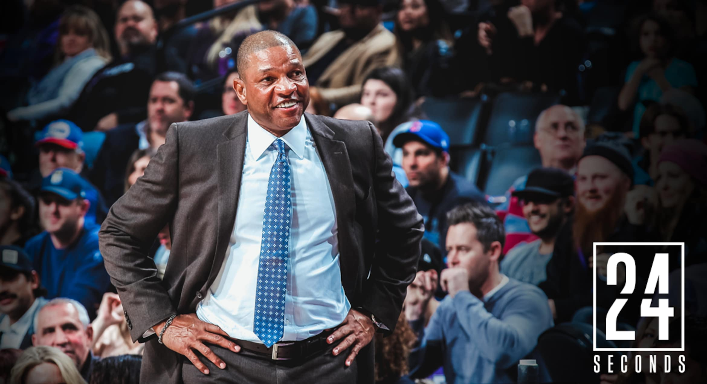 24 Seconds With Doc Rivers: Dealing With Paul Loss